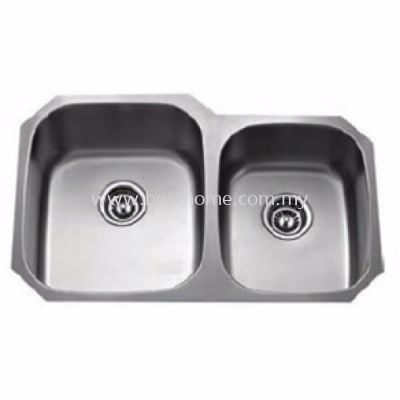 TORA CLASSICAL & STANDARD SERIES KITCHEN SINK DB3119 / TR-KS-DB-00097-ST