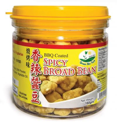 GB-SPICY BROAD BEAN-160G