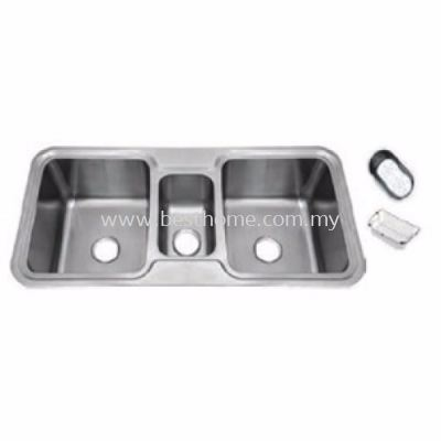 TORA CLASSICAL & STANDARD SERIES KITCHEN SINK TB686 / TR-KS-TB-00103-ST