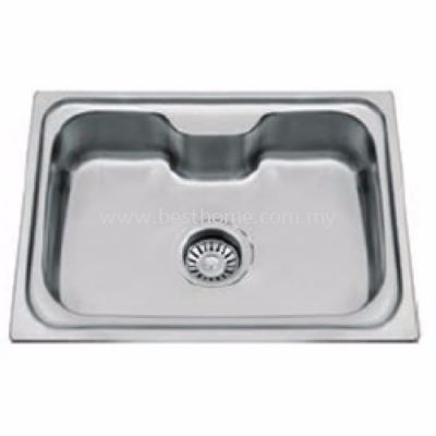 TORA CLASSICAL & STANDARD SERIES KITCHEN SINK SB642-S / TR-KS-SB-02988-ST