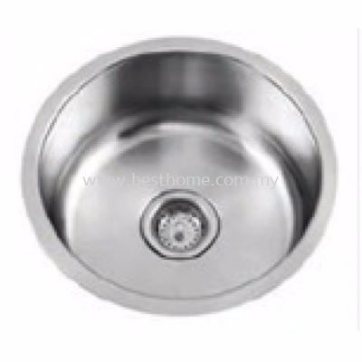TORA CLASSICAL & STANDARD SERIES KITCHEN SINK RH220C / TR-KS-SB-00133-PL