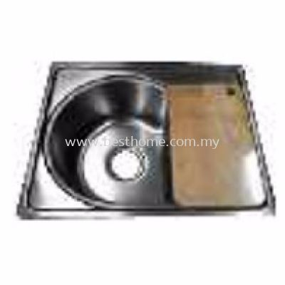 FAUREX ECONOMIC SERIES KITCHEN SINK FR-SB0140-S / FR-KS-SB-00168-ST