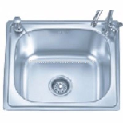 FAUREX ECONOMIC SERIES KITCHEN SINK FR-SB0128-S / FR-KS-SB-00178-ST