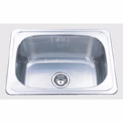 FAUREX ECONOMIC SERIES KITCHEN SINK FR-SB0218-S / FR-KS-SB-00181-ST