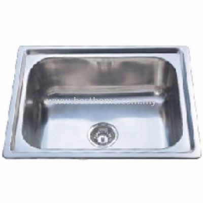FAUREX ECONOMIC SERIES KITCHEN SINK FR-KS-SB-06567-PL
