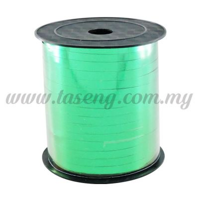 0.5cm Metallic Ribbon -Green (RB3-GN)