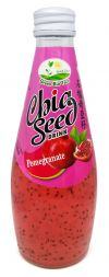 GB-CHIA SEED DRINK*POMEGRANATE-290ML GBT TRADING*MY JUICES