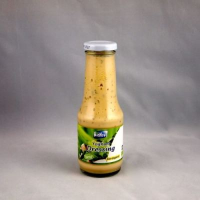 BIONOVA-YOGURT SALAD DRESSING-300ML