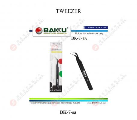 SWIFTLET TWEEZER BAKU 7SA