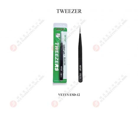 SWIFTLET TWEEZER ESD12