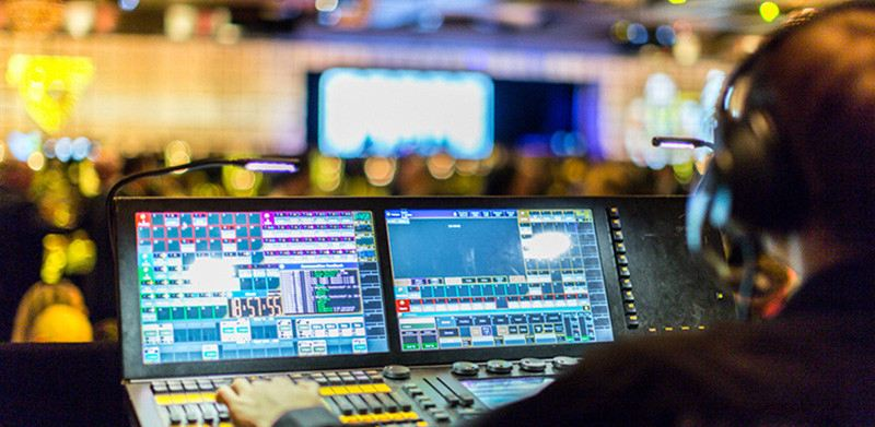 Technical Staging Audio Visual Equipment