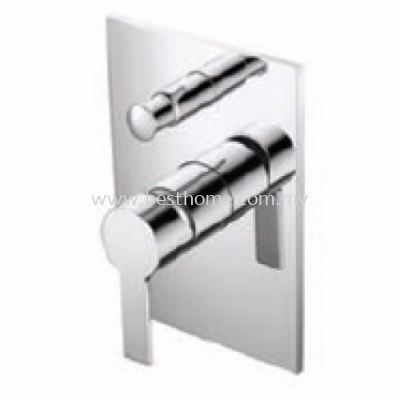 CONCEALED BATH MIXER WITH DIVERTER TR-TP-CBD-08900-CH