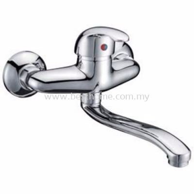 TORA ELBOWLINE SERIES KITCHEN WALL SINK MIXER TAP BM2205 / TR-TP-BM-00634-CH