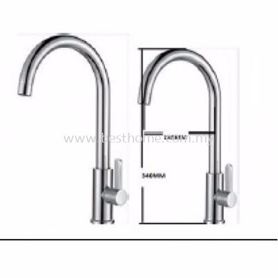 FAUREX PILLAR SINK COLD TAP FR-TP-PS-09437-CH
