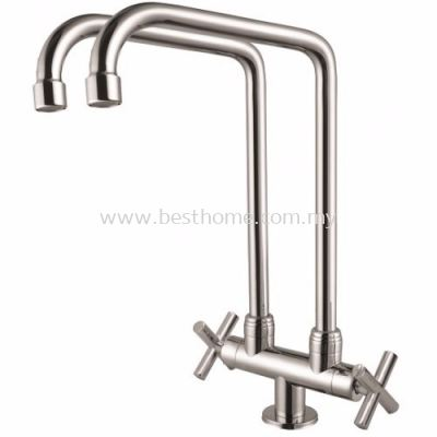 KITCHEN PILLAR SINK TAP FR-PTW002-T / FR-TP-PS-00337-CH