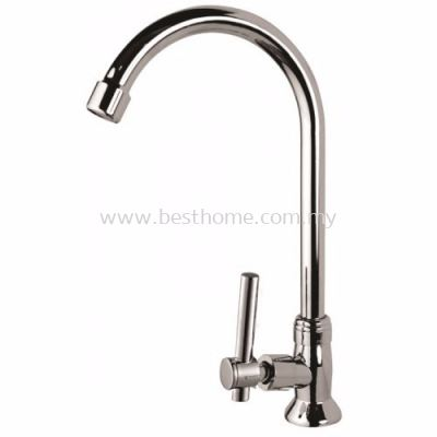 KITCHEN PILLAR SINK TAP FR-PS001-I / FR-TP-PS-00293-CH
