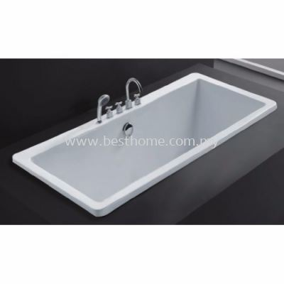 BUILT-IN LONG BATH BBT712 / TR-BHT-BBT-08813-WW