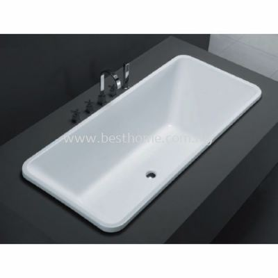 BUILT-IN LONG BATH BBT502 / TR-BHT-BBT-08795-WW