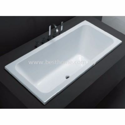BUILT-IN LONG BATH BBT504 / TR-BHT-BBT-08802-WW
