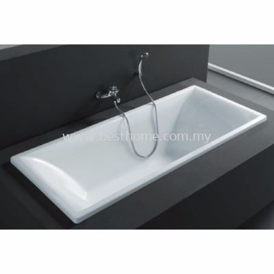 BUILT-IN LONG BATH BBT801 / TR-BHT-BBT-08794-WW