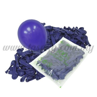 5 inch Standard Balloon - Purple (B-SR5-260P)