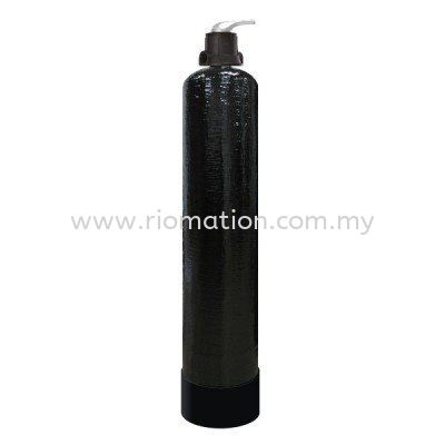 FRP Media Filter Black Colour Tank Size 0942 1044 and More