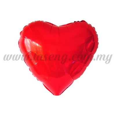 Foil Balloon Love -Red (FB-10-LVR)