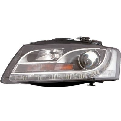 Audi A5 08 Head Lamp Projector W/DRL (H7)