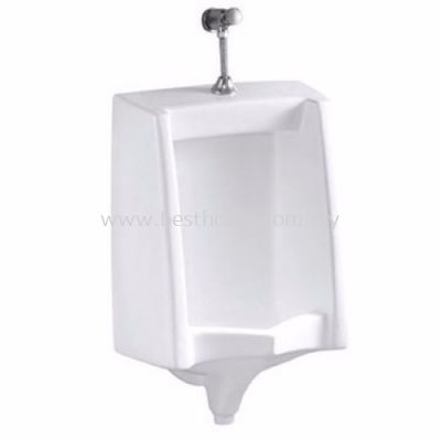 LE CELEBRITY WALL HUNG URINAL U04 / LC-SYW-UR-08208-WW