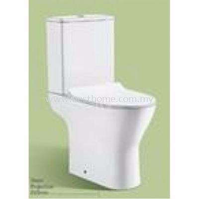 LE CELEBRITY TWO PIECE WATER CLOSET LC-SYW-CCS-10053-WW