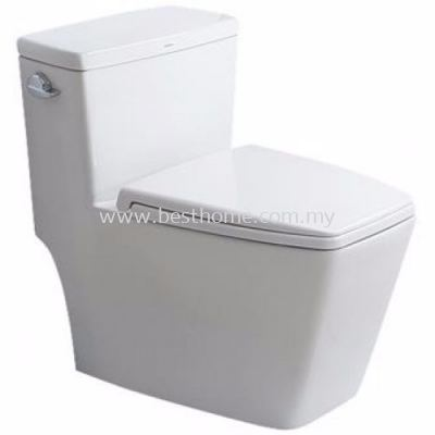 LE CELEBRITY ONE PIECE WATER CLOSET LC-SYW-OPS-09722-WW