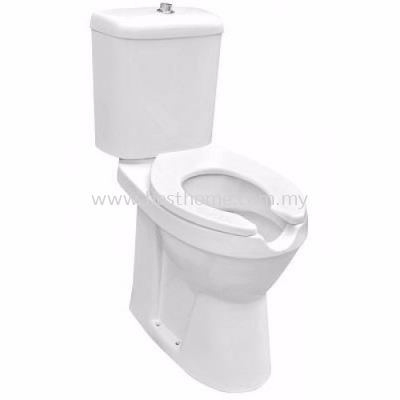 LE CELEBRITY TWO PIECE WASHDOWN WC SET LC-SYW-CCS- 10878-WW