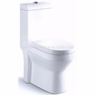 LE CELEBRITY ONE PIECE WATER CLOSET LT1005A / LC-SYW-OPS-07323-WW