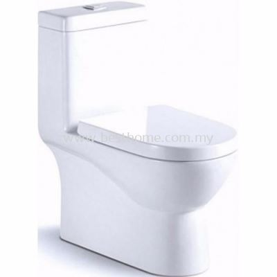 LE CELEBRITY ONE PIECE WATER CLOSET LT1016A / LC-SYW-OPS-07322-WW