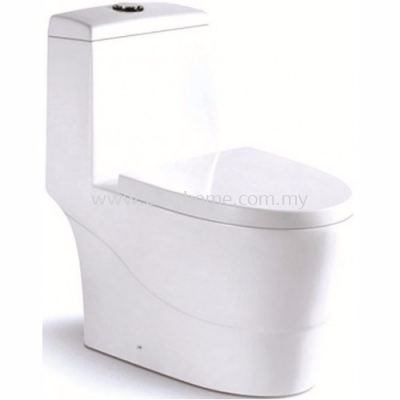 LE CELEBRITY ONE PIECE WATER CLOSET LT1069A / LC-SYW-OPS-07326-WW