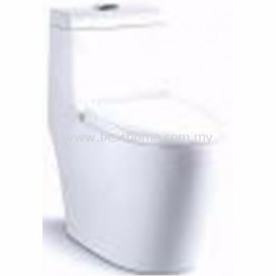 LE CELEBRITY ONE PIECE WATER CLOSET LT1035A / LC-SYW-OPS-07324-WW
