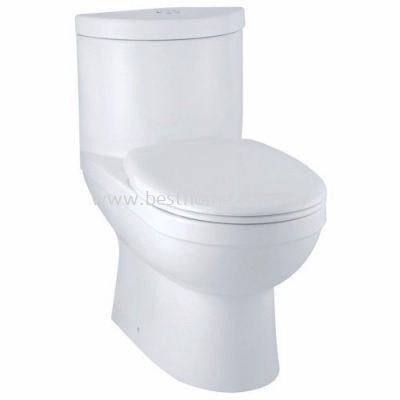 LE CELEBRITY ONE PIECE WATER CLOSET ARIA / LC-SYW-OPS-07055-WW
