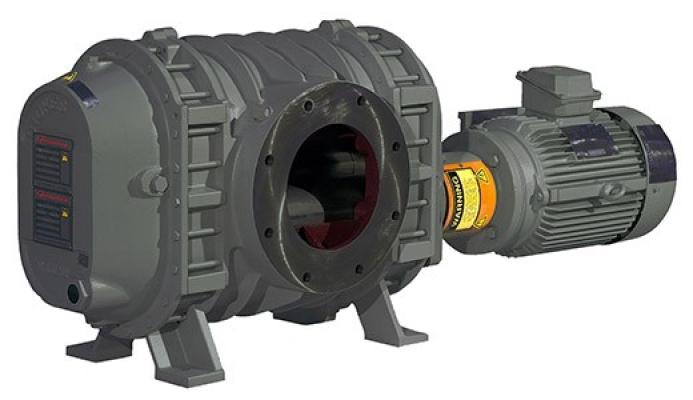 607 MV05, 5 hp, 230/460V, 3-ph, 60Hz @ 1800rpm 900607MV05