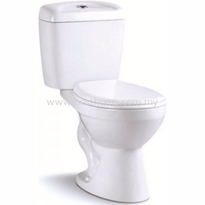 LE CELEBRITY TWO PIECE WATER CLOSET LC-SYW-CCS-07351-WW