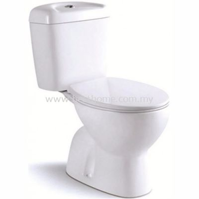 LE CELEBRITY TWO PIECE WATER CLOSET LT2015A / LC-SYW-CCS-07328-WW
