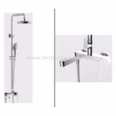 TORA EXPOSED SHOWER SET TR-SH-EBS-11619
