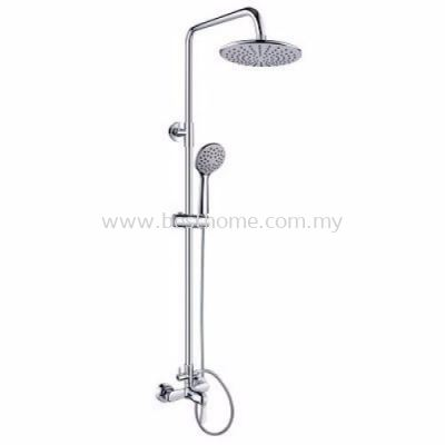 TORA EXPOSED SHOWER BAR SET TR-SHEBS- 11376