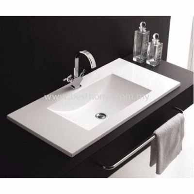 UNDER COUNTER WASH BASIN LC-SYWWHB- 09879- WW