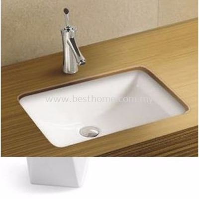 UNDER COUNTER WASH BASIN LC-SYW-WHB-08133-WW