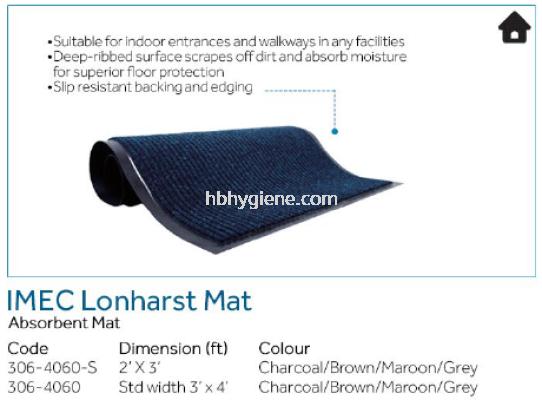 IMEC Lonharst Mat - Absorbent Mat