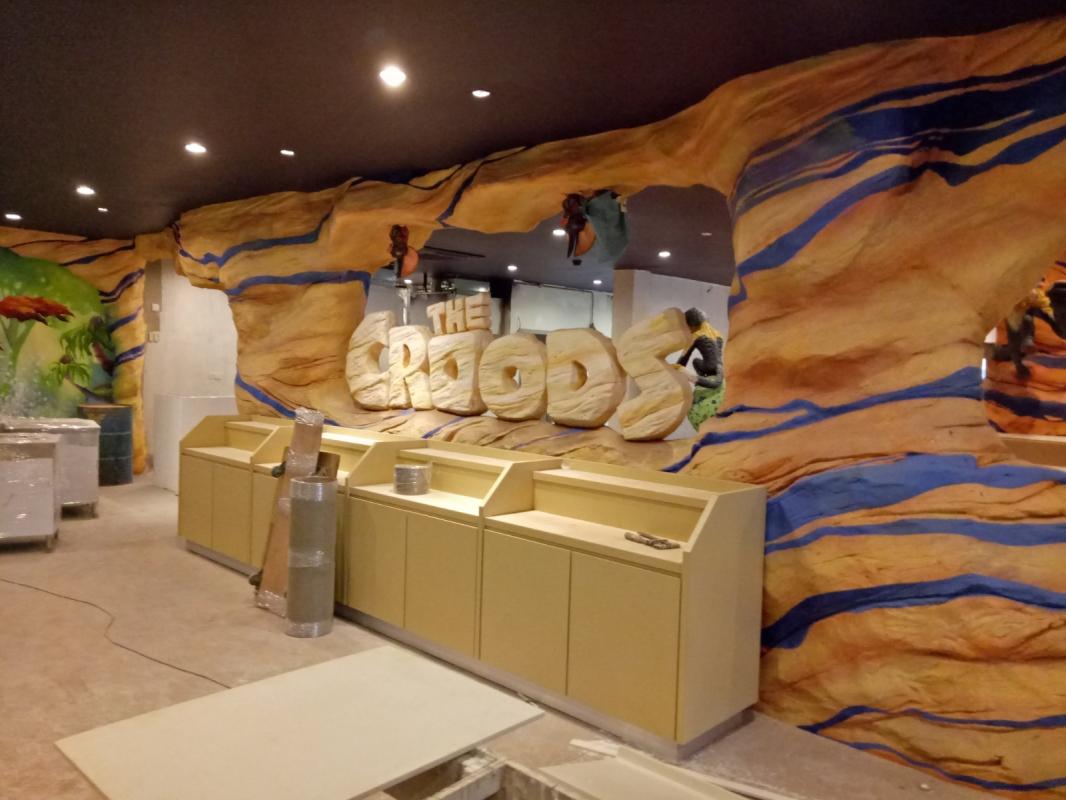 MAPS Croods Caveteria MAPS Croods Caveteria Commercial Project Interior Design Perak, Kedah, Alor Setar, Kamunting, Jitra, Kuala Kangsar, Malaysia Design, Renovation, Service, Contractor   Artco Interior Design