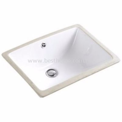 UNDER COUNTER WASH BASIN UL08 / LC-SYW-WHB-08213-WW