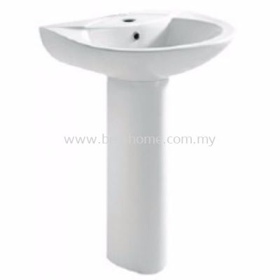 LE CELEBRITY WALL HUNG WASH BASIN LINUX / LC-SYW-WHB-07333-WW