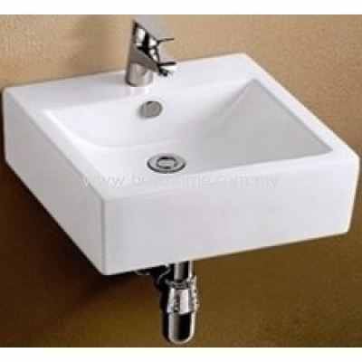 COUNTER TOP / WALL HUNG WASH BASIN LC-SYW-WHB-07339-WW
