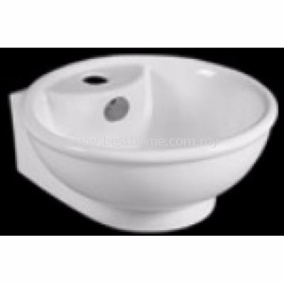 WJA COUNTER TOP WASH BASIN WJA1016 / WJA-SYW-WHB-01943-WW